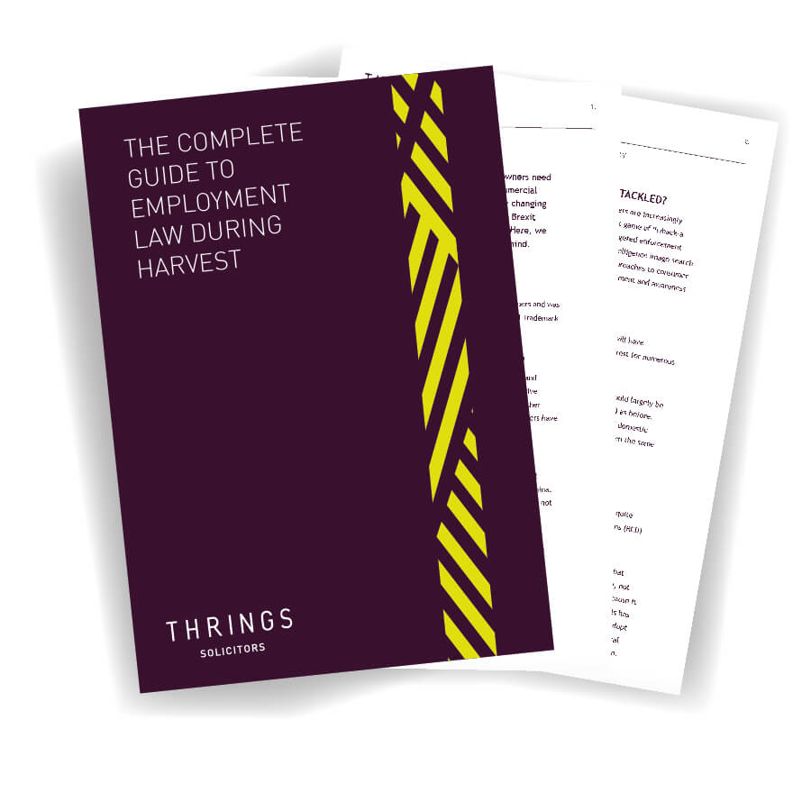 The Complete Guide to Employment Law During Harvest image
