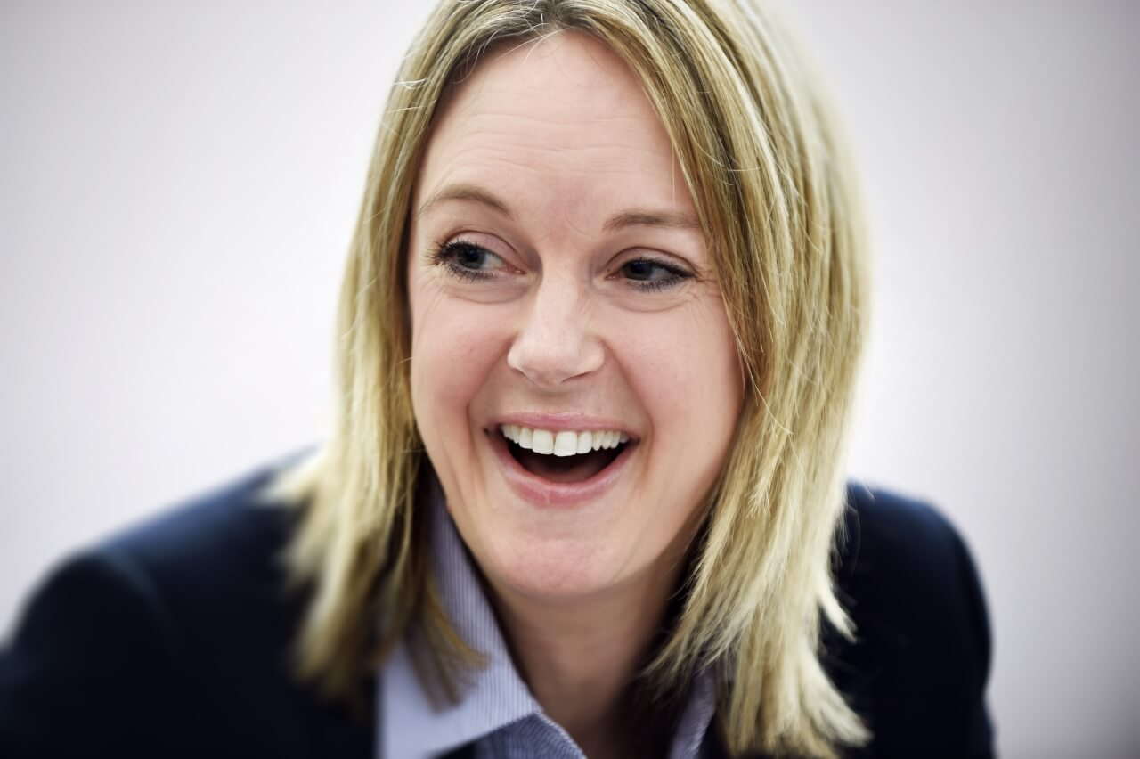 Anna Patterson - 																					Legal director