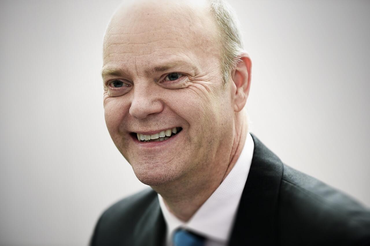 David Patterson - Partner