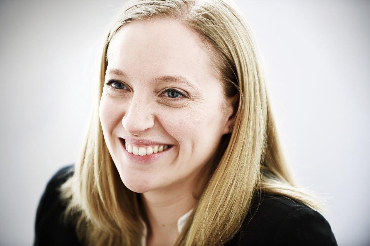 Rebecca Balmforth - Legal director