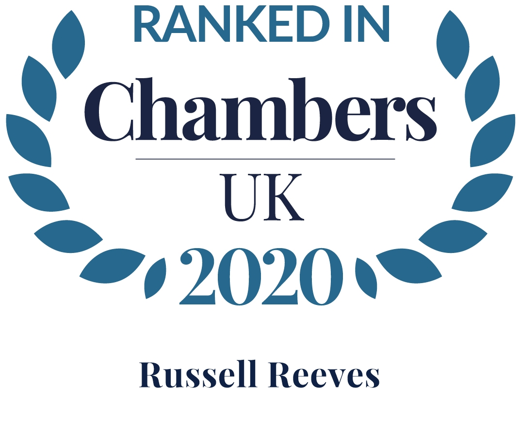 Russell Reeves Accolades