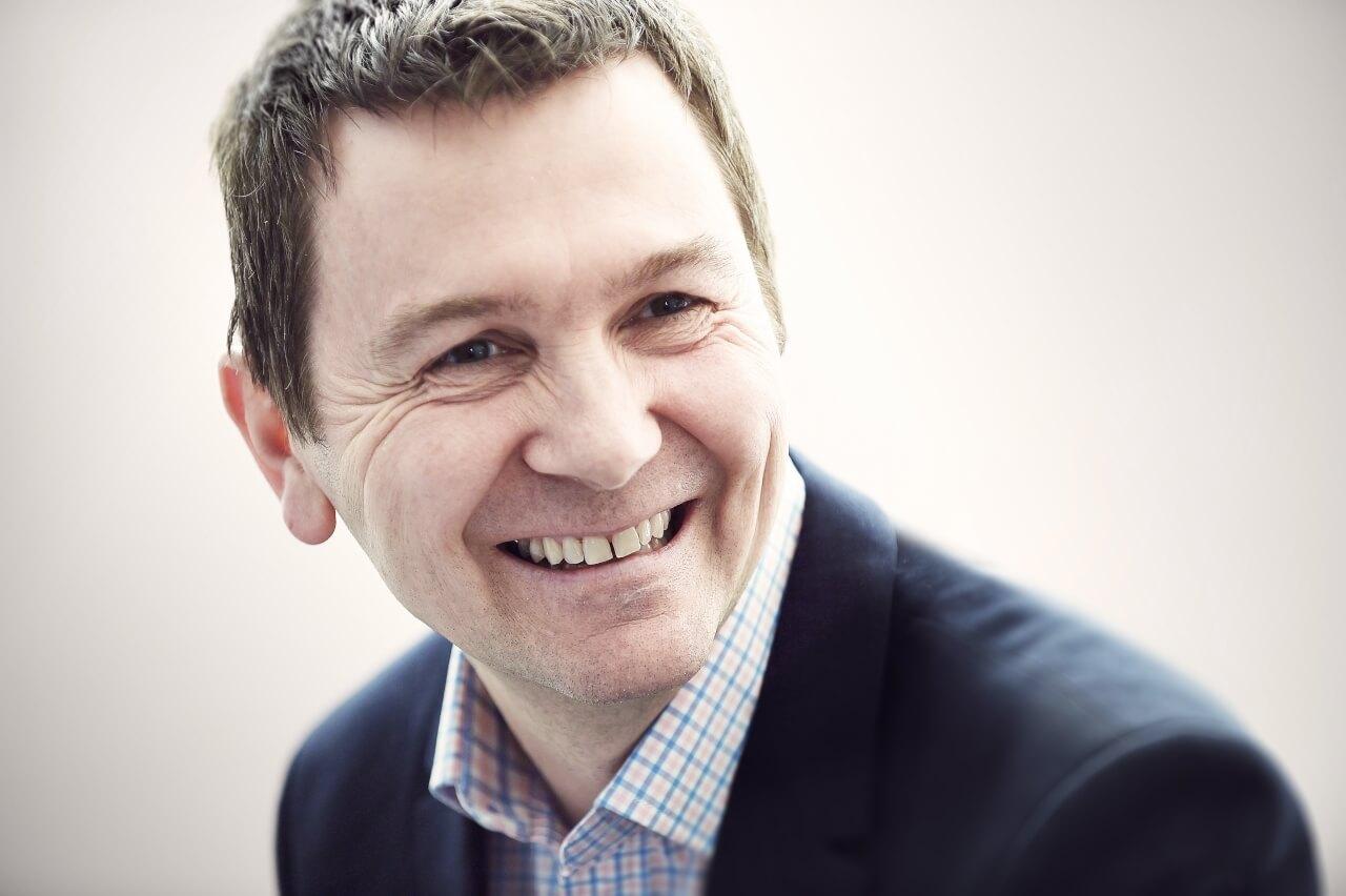 Simon Holdsworth - Managing Partner
