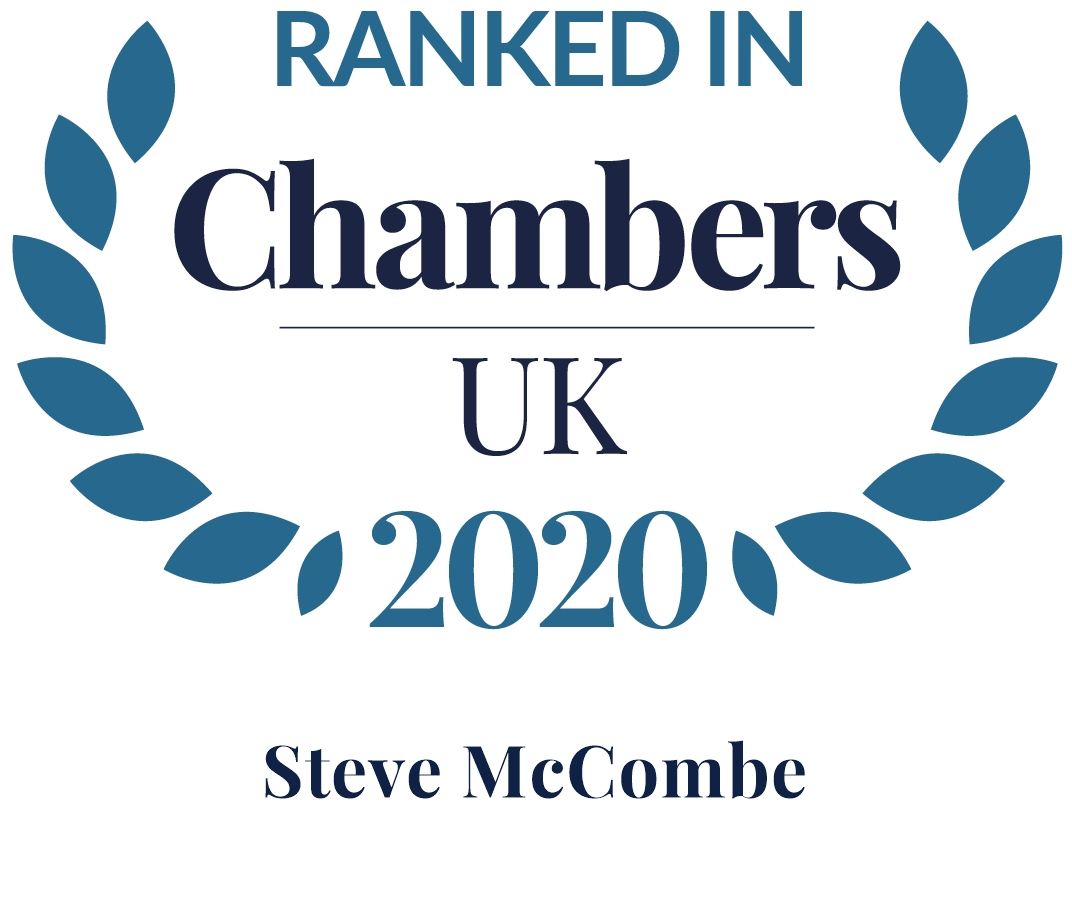 Steve McCombe Accolades