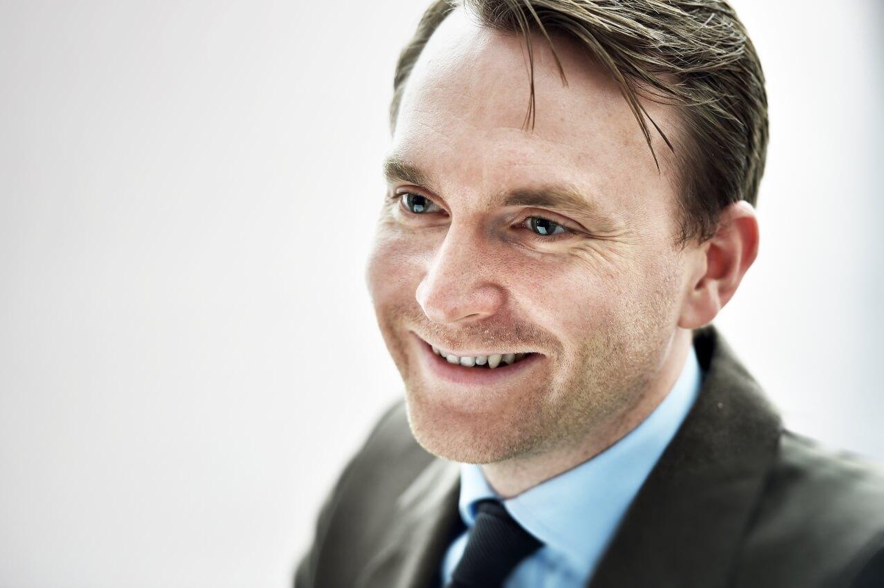 Stephen Horton - Senior Executive