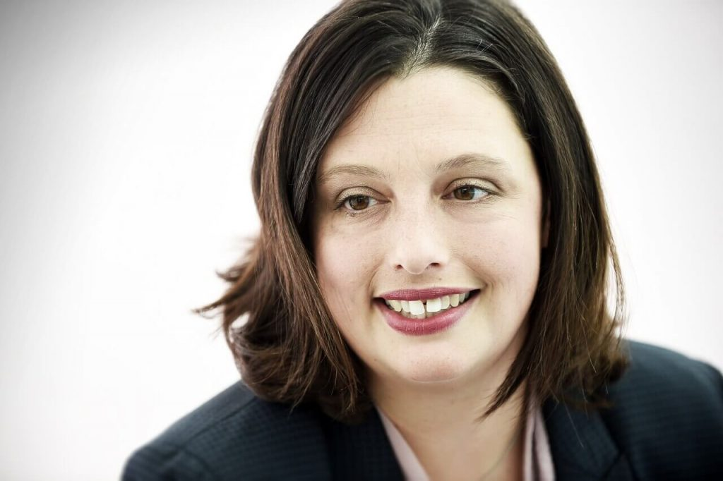 Ramona Derbyshire - Partner