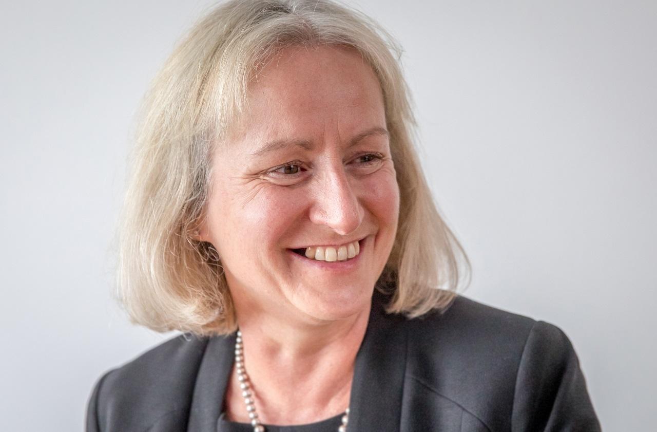 Sue Cornall - Legal director