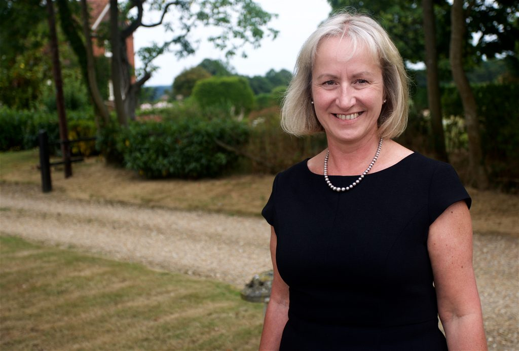 Sue Cornall residential property solicitor